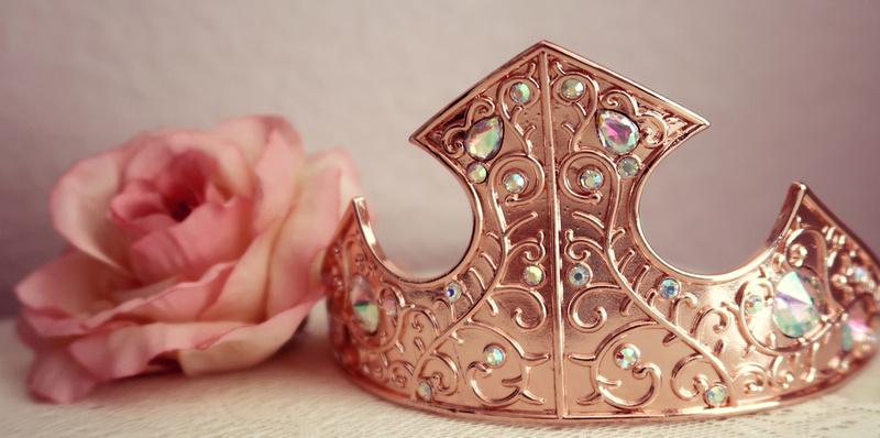 Sleeping Beauty Crown