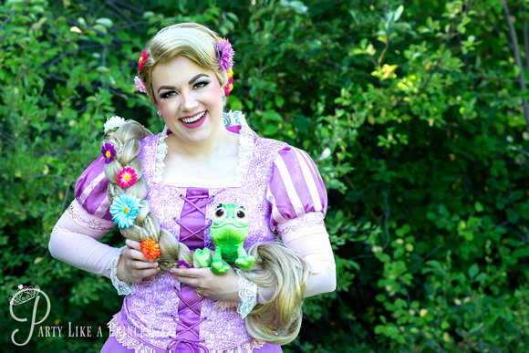 Rapunzel 3 | Princess Party and Events | Party Like a Princess in Highlands Ranch, CO