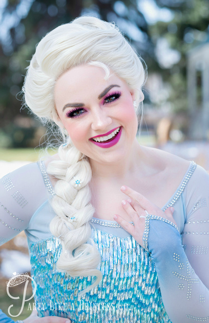 Ice Queen 2 | Princess Party and Events | Party Like a Princess in Highlands Ranch, CO
