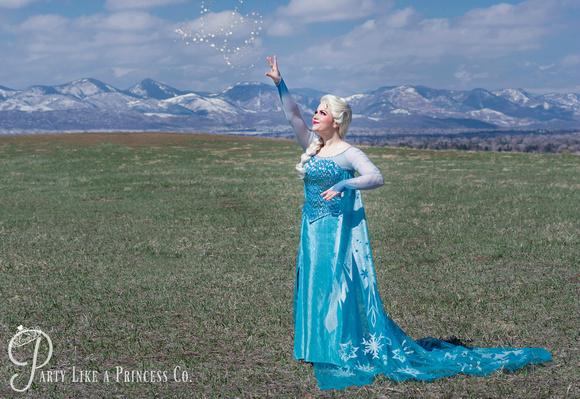 Ice Queen 3 | Princess Party and Events | Party Like a Princess in Highlands Ranch, CO
