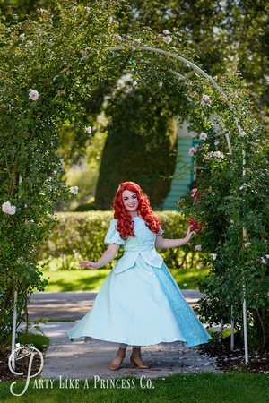 Little Mermaid 7 | Princess Party and Events | Party Like a Princess in Highlands Ranch, CO